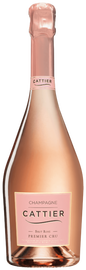 Cattier Rose Brut Premier Cru (75cl)