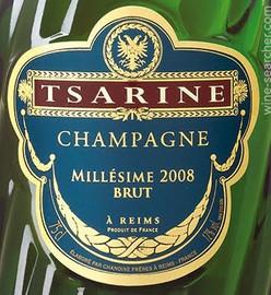 Tsarine Brut Vintage 2008 (75cl)