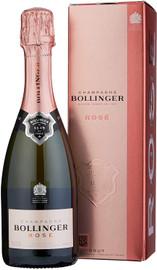 Bollinger Rose NV In Gift Box (37.5cl)
