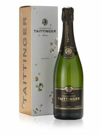 Taittinger Brut Millesime Vintage 2008 In Gift Box (75cl)
