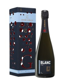 Henri Giraud Blanc de Blancs Craie In Gift Box NV (75cl)