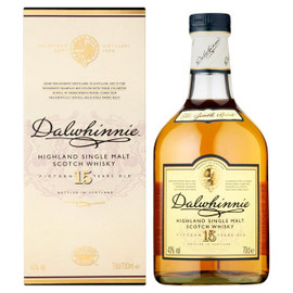 Dalwhinnie 15 Year Old Scotch Whisky (70cl)