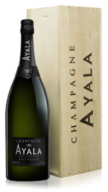 Ayala Brut Majeur NV Jeroboam In Wood Box (3Ltr)