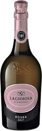 La Gioiosa Prosecco Spumante Brut Rose (75cl)