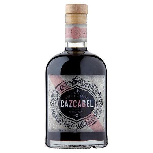 Cazcabel Coffee Liqueur with Tequila Blanco (70cl)