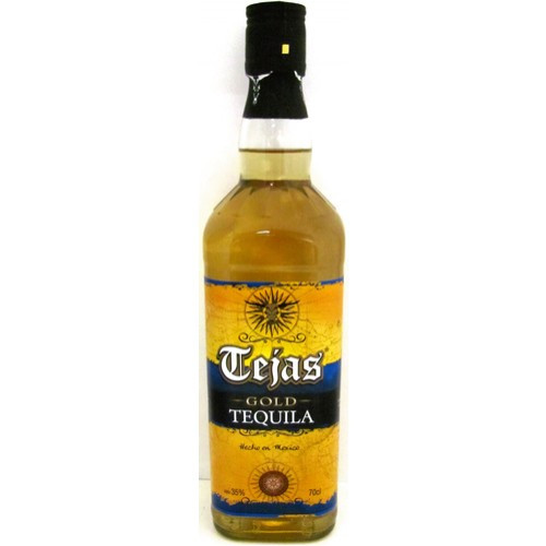 Tejas Tequila Gold (70cl)