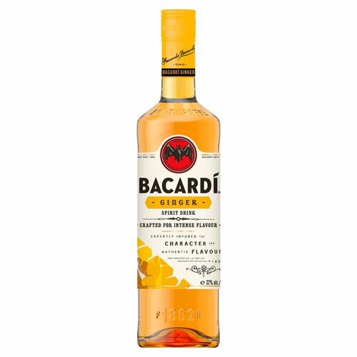 Bacardi Ginger Rum (70cl)