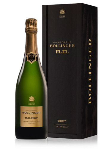 Bollinger RD 2007 In Gift Box (75cl)