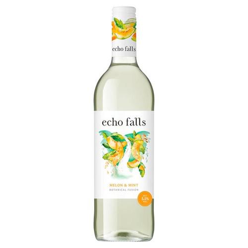 Echo Falls Botanical Fusions Melon & Mint (75cl)