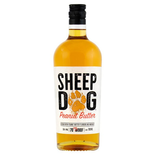 Sheep Dog Peanut Butter Whiskey (70cl)