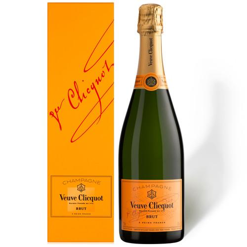 Veuve Clicquot Brut In Gift Box (75cl)