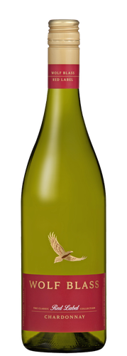 Wolf Blass Red Label Chardonnay Semillon (75cl)