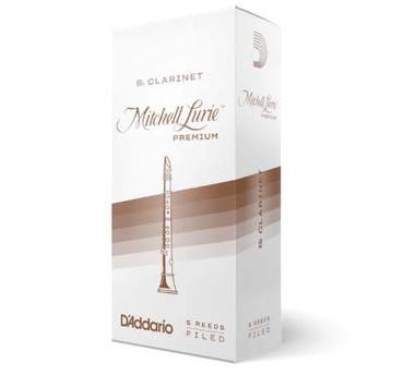 MITCHELL LURIE PREMIUM Bb Clarinet Reeds