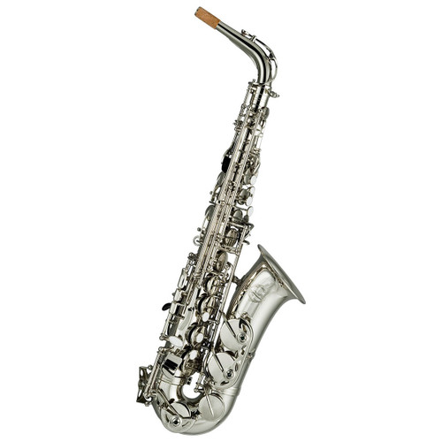 ARTEMIS A1 ALTO SAXOPHONE OUTFIT SILVERPLATED (3757A1SS)
