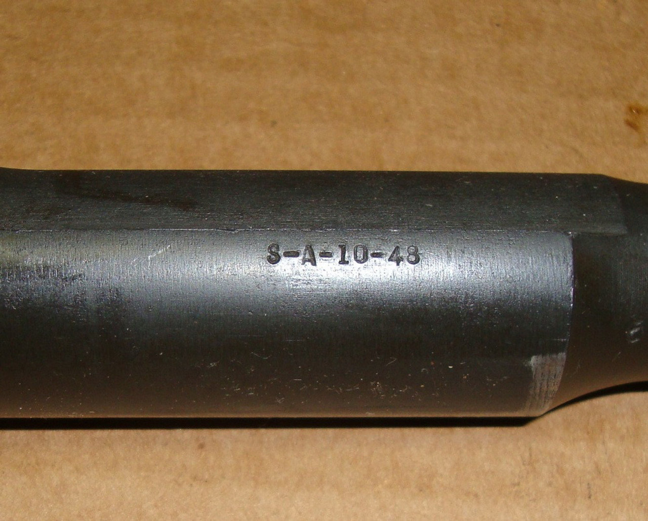 M1 Garand Barrel Springfield Oct 1948 <br>ME 0.1  TE 1.8