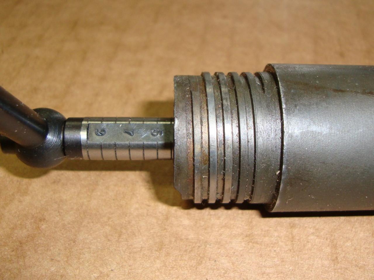 M1 Garand Barrel Springfield Jan 1945 ME 2.5 TE 4(-)