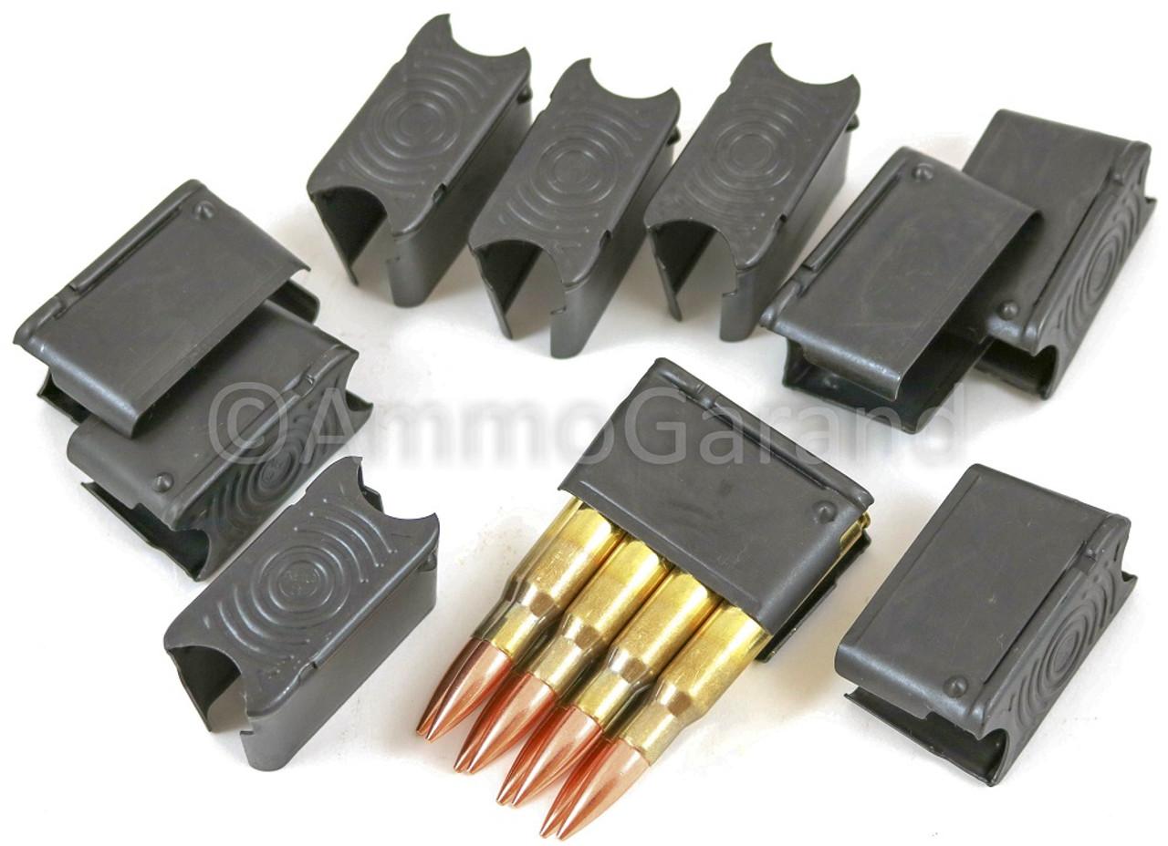 20ea M1 Garand Clips 8 Round  Enbloc NEW US MIL SPEC