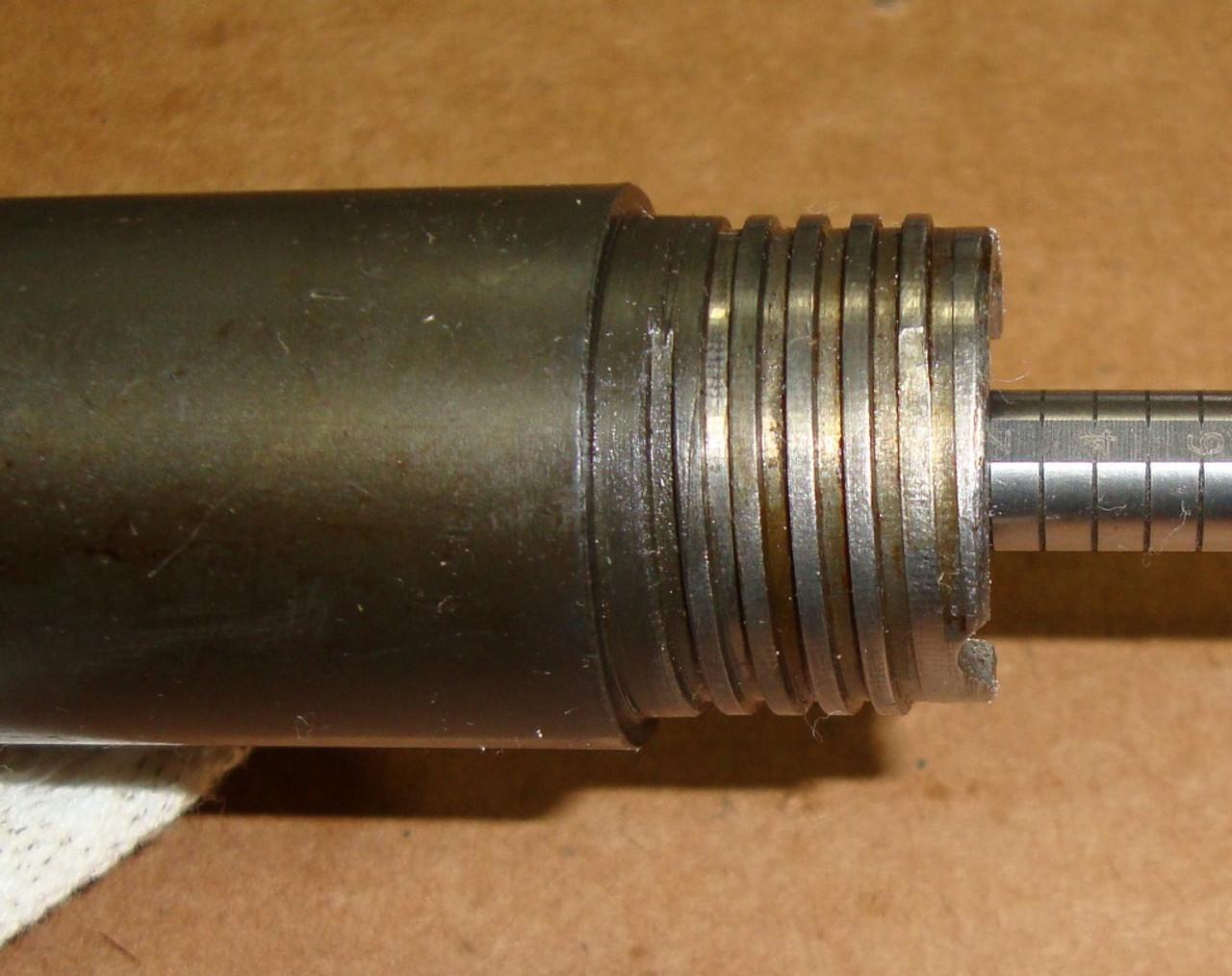 M1 Garand Barrel Springfield  July 1951 <br>ME 0.1 TE 2