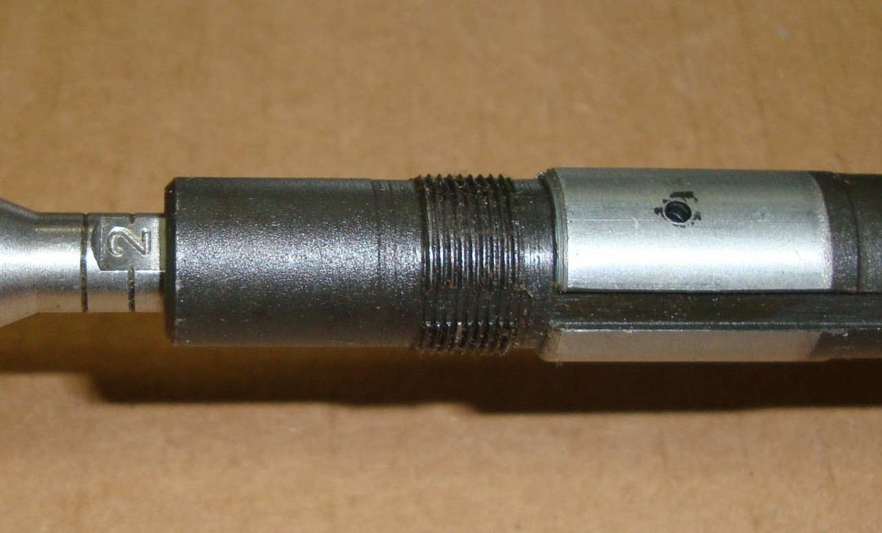 M1 Garand Barrel Springfield Jan 1955 <BR>ME 1.0  TE 3.0(-)