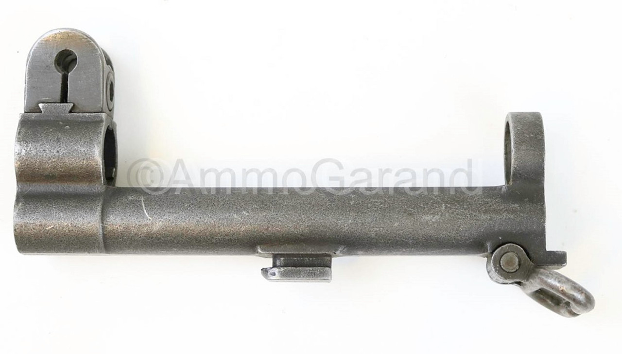 M1 Garand Gas Cylinder Wide Base w/Stacking Swivel & 5/8 Front Sight