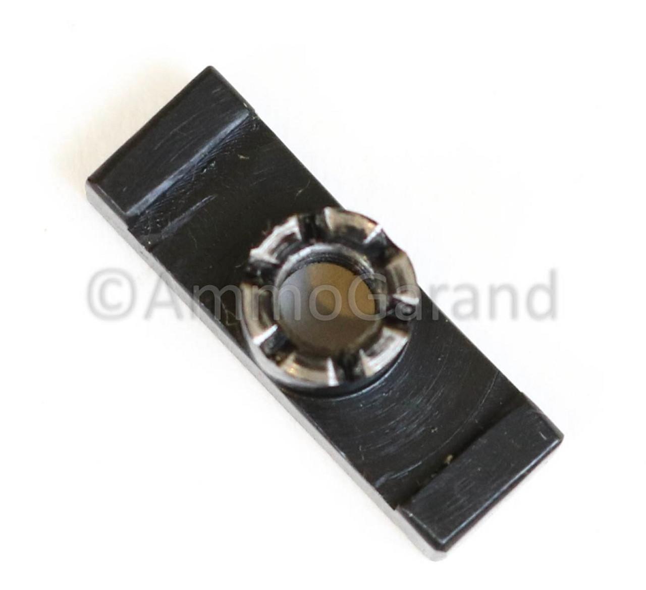 M1 Garand Type III Lock Bar Rear Sight Squared Locking Bar <br>- NEW - Replacement