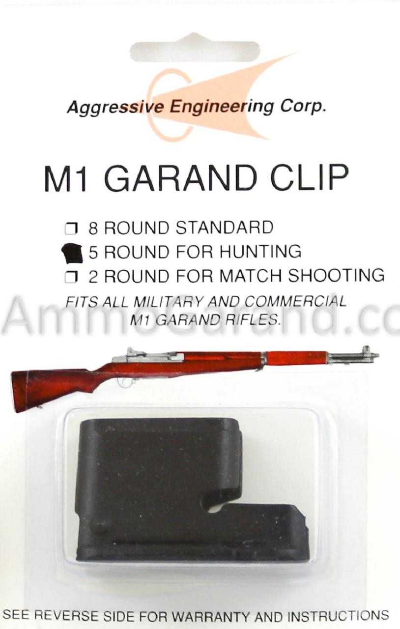 M1 Garand 5rd Clip packaged