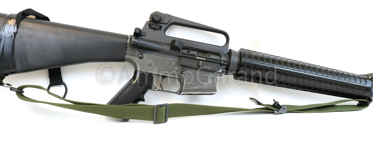 M1 Garand Web Sling M14 M1A AR15 & M16 USGI Unissued Nylon OD Green US Gov't Contract