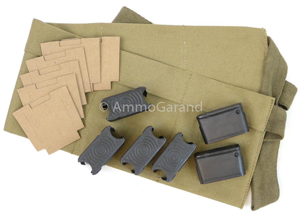 M1 Garand Bandoleer Repack Set