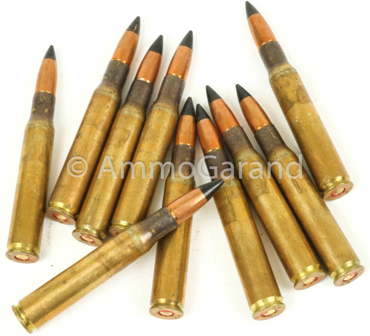 30-06 M2 AP Armor Piercing, 10rd Lot