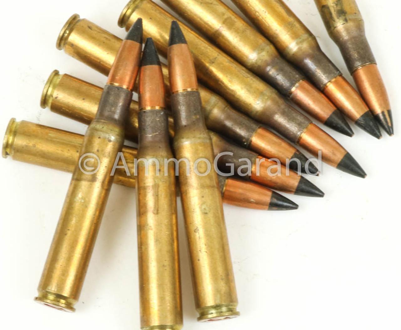 30-06 M2 AP Lake City 1944 Armor Piercing USGI 10rd Lots