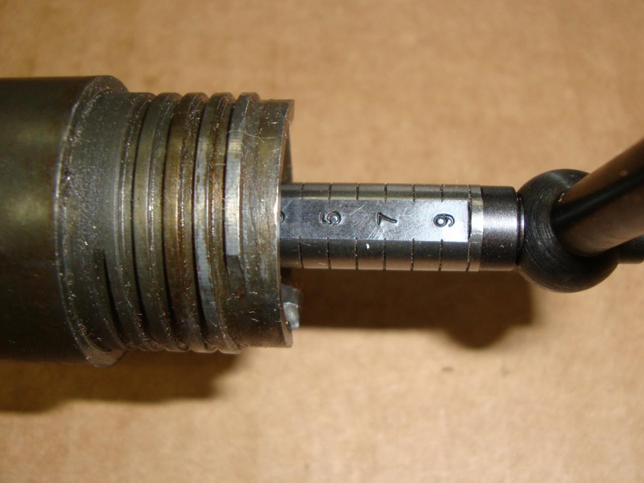 M1 Garand Barrel Springfield January 1945