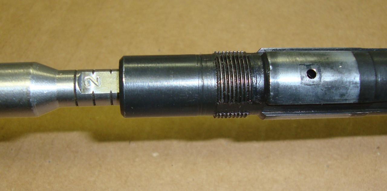 M1 Garand Barrel MARLIN Post-WWII USGI <br>ME-0.5 TE-1.6
