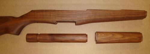 "M1 Garand Matched Stock Set American Walnut 1939 Pattern ""Slim Line"" SE07"