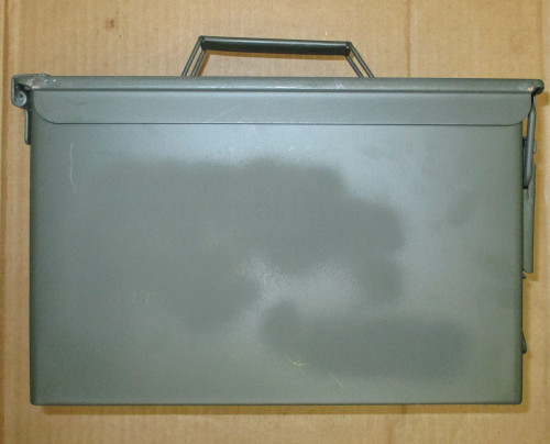.50 Cal Surplus Ammo Storage Cans M2A1