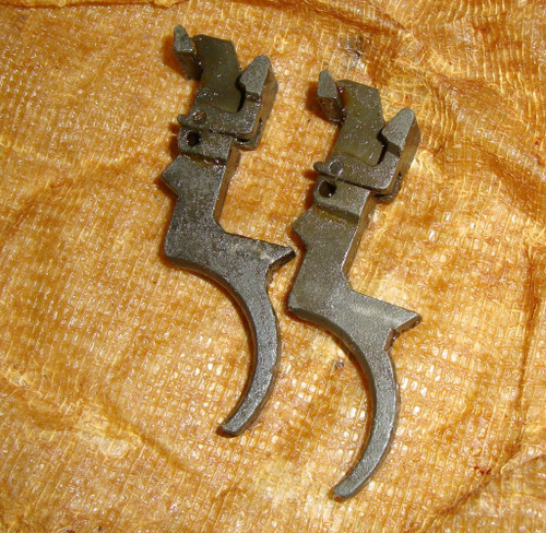 M1 Garand Trigger Assembly w/Sear Springfield SA WWII <br>UNISSUED New Old Stock (NOS)