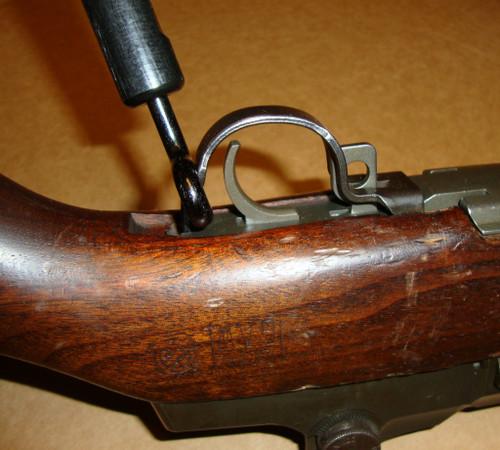 AmmoGarand M1 Garand M1A Trigger Guard Removal Tool
