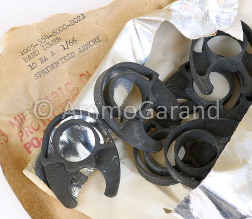 M1 Garand Lower Band Flat Top Springfield SA USGI NOS<br>UNISSUED New Old Stock (NOS)