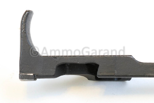 M1 Garand Op Rod D35382 6 SA<br>Springfield Curve Side WWII Sept '42 - Dec '43<br>Modified