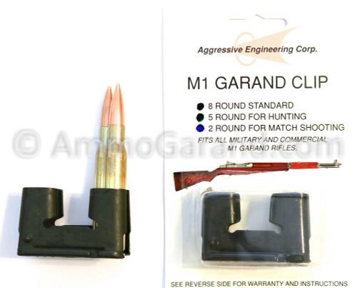 M1 Garand 2 Round Clips National Match New US made