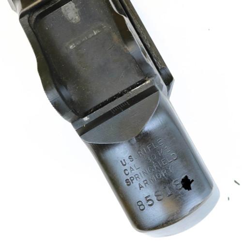 ** SOLD ** M1 Garand Receiver Springfield WWII SA Sept 1942  858,18x