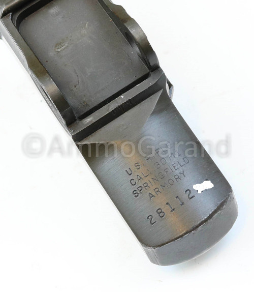 *** SOLD *** M1 Garand Receiver Springfield WWII SA May 1944 2.8-mil