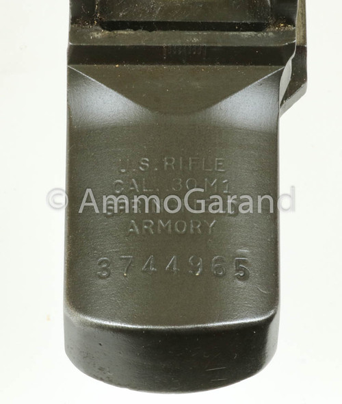 ** SOLD ** M1 Garand Receiver Springfield WWII SA May 1945
