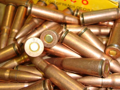 """Norinco 7.62x39 Pre Ban Steel Core """"Yellow Box"""" 154rd Lot Non-Corrosive '91"""