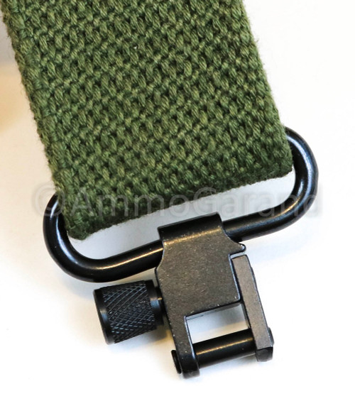 M1 Garand Web Sling Installation Instructions M1 M14 M1A 1903