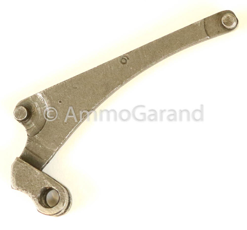 M1 Garand Winchester Single Bevel Follower Arm 6 Coded Late WWII