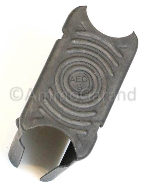 Garand Clip Base view of maker code