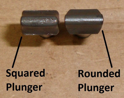 M1 Garand M14 M1A Hammer Plunger w/o Wings Rounded Plunger HRA IHC use