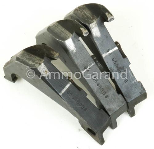 M1 Garand Hammer SA C5546008 Marked Springfield 1950s use 4.2-5.32 Mil