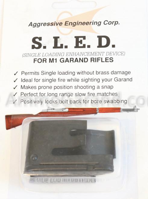 M1 Garand SLED Clip in packaging