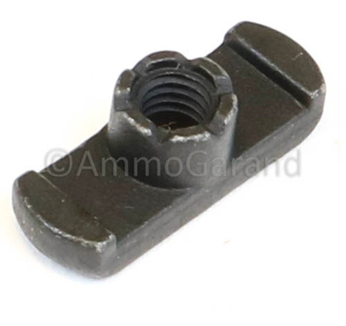 M1 Garand Rear Sight Lock Bar WWII Type II w/ Radiused Ends  - NEW - Replacement